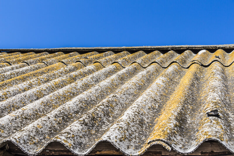 Asbestos Garage Roof Removal Costs Leicester Leicestershire